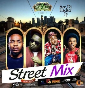 DJ Hacker Jp - Street Mix